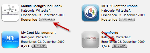 iTunes spricht jetzt Hybriddeutsch