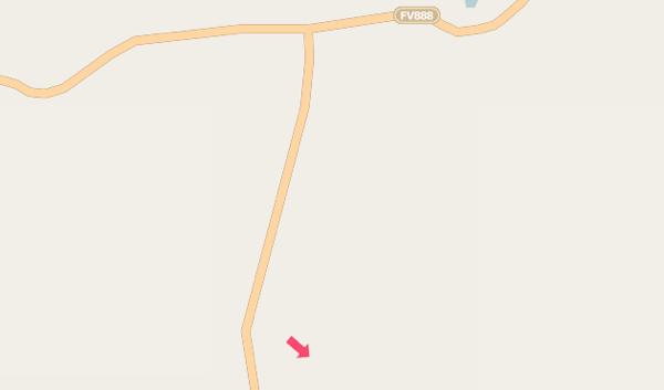 Straumnes wird auf den OSM-Karten falsch markiert