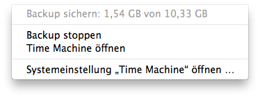 TM-Sicherung nach Lion-Upgrade