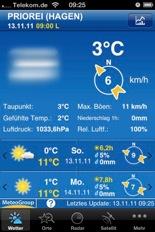 Weather Pro Sonntag