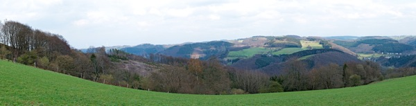 Panorama mit Hugin
